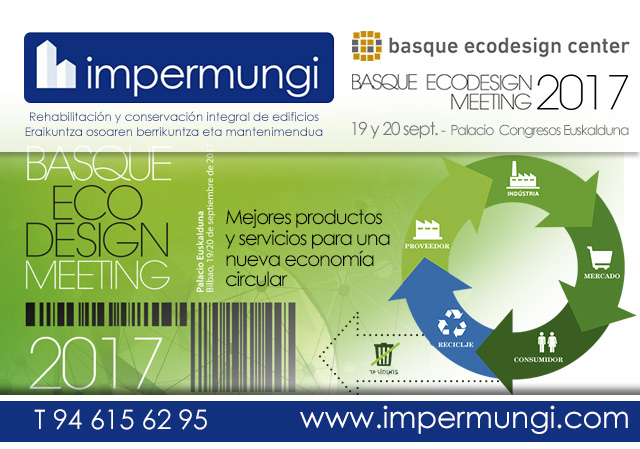 ►BASQUE ECODESIGN MEETING 2017